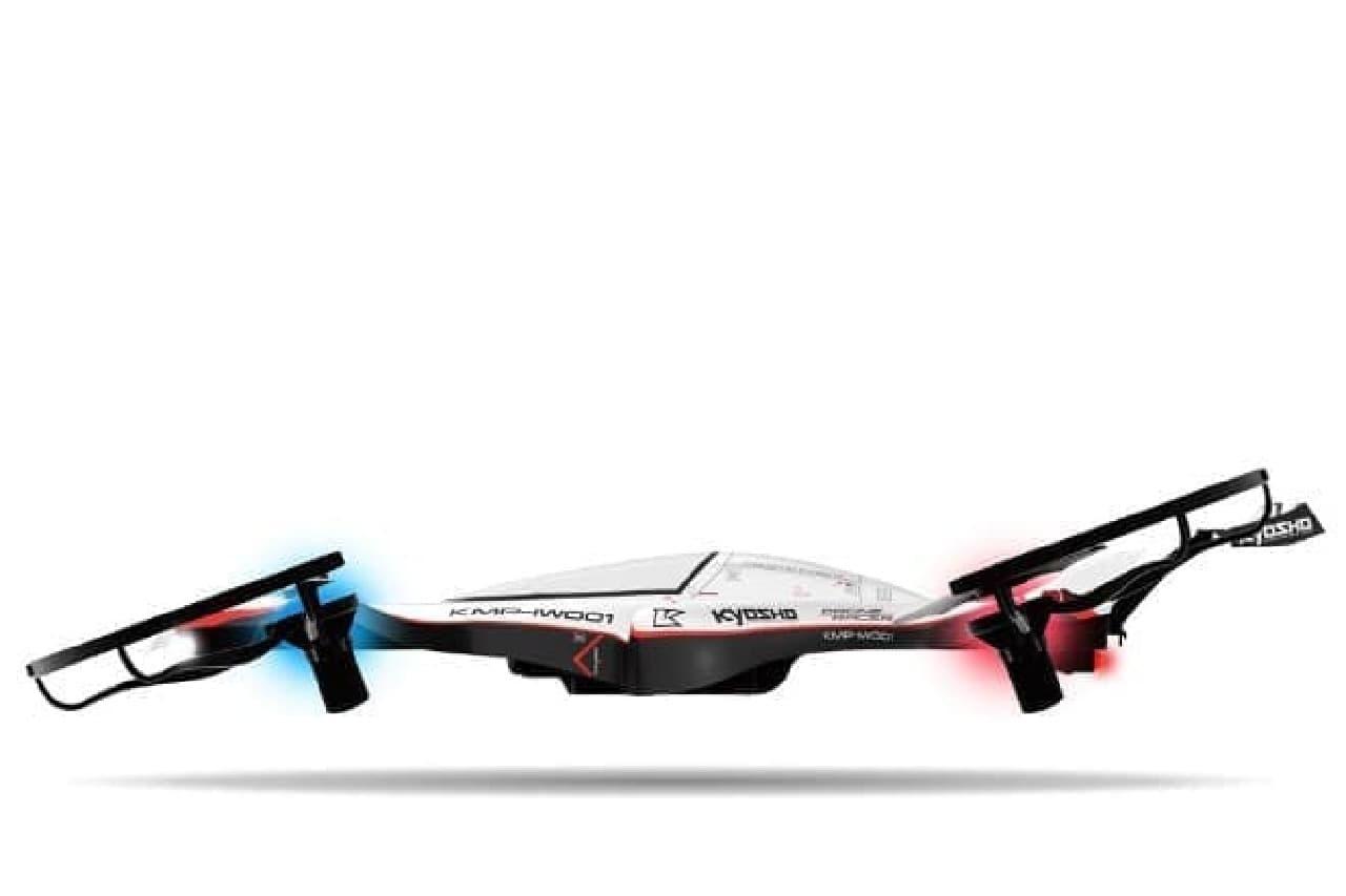 ドローンレーサーのイメージ