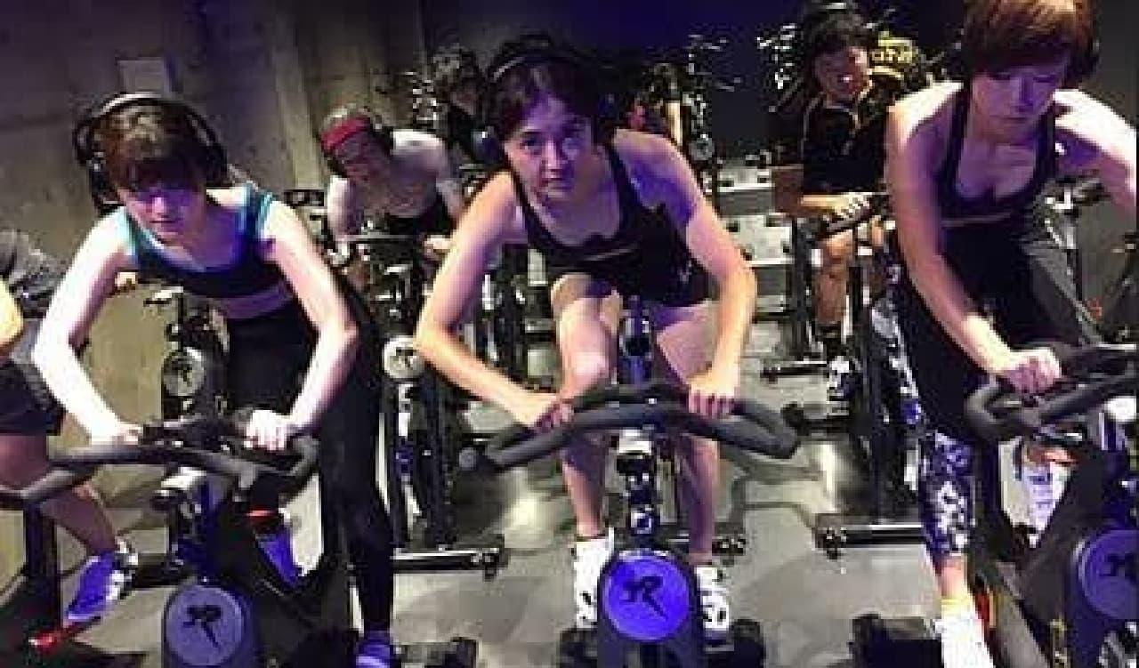 サイクリングジム「TOKINO CYCLING FITNESS」
