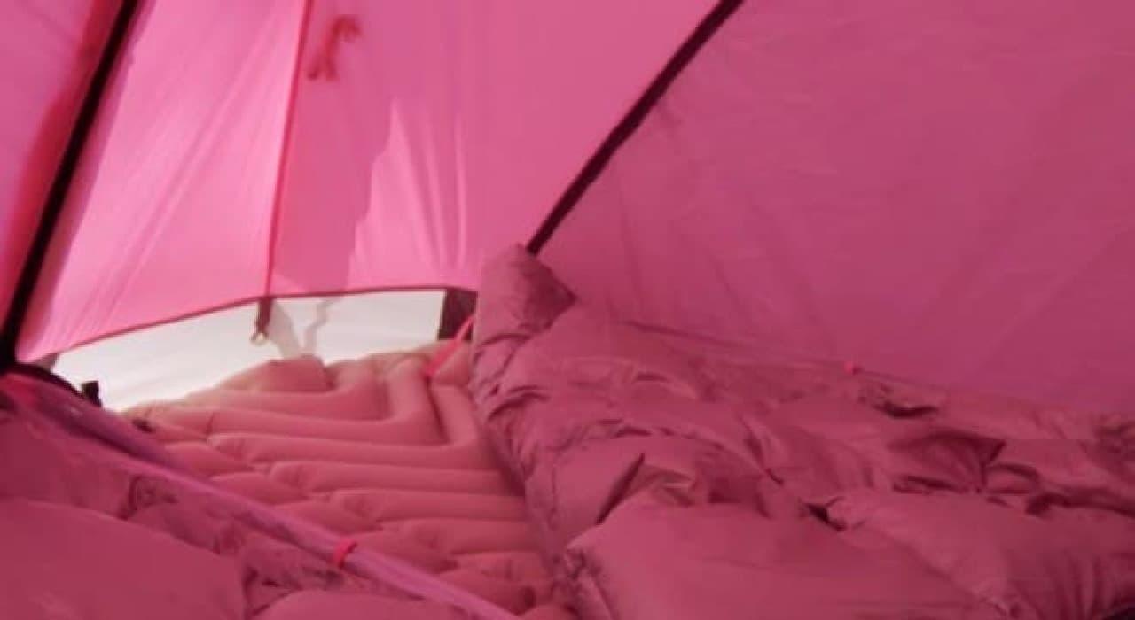 海外版のボッチテント「RhinoWolf」…テント、寝袋、マットレスをこれ1つで