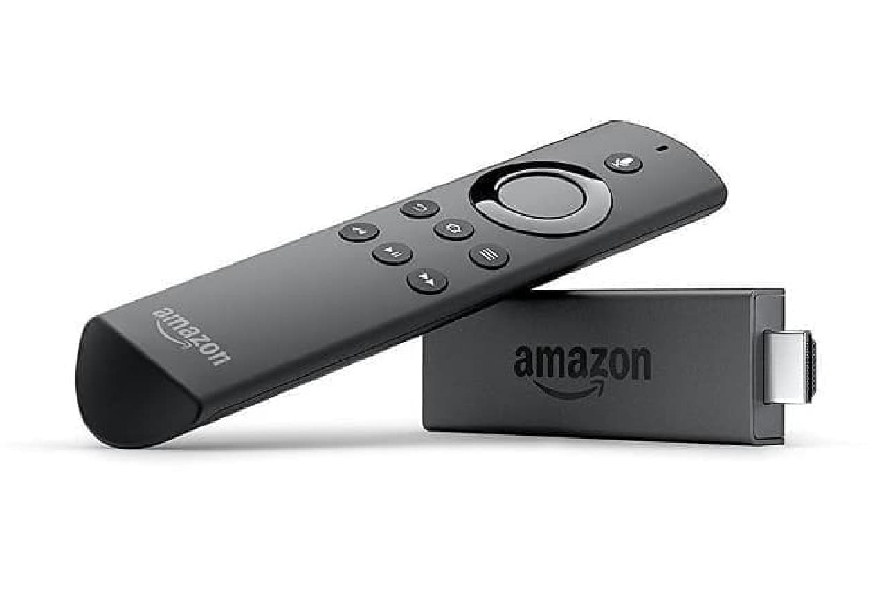 Fire TV Stickのイメージ