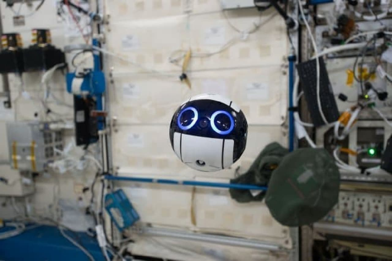 JAXAの球体ドローン