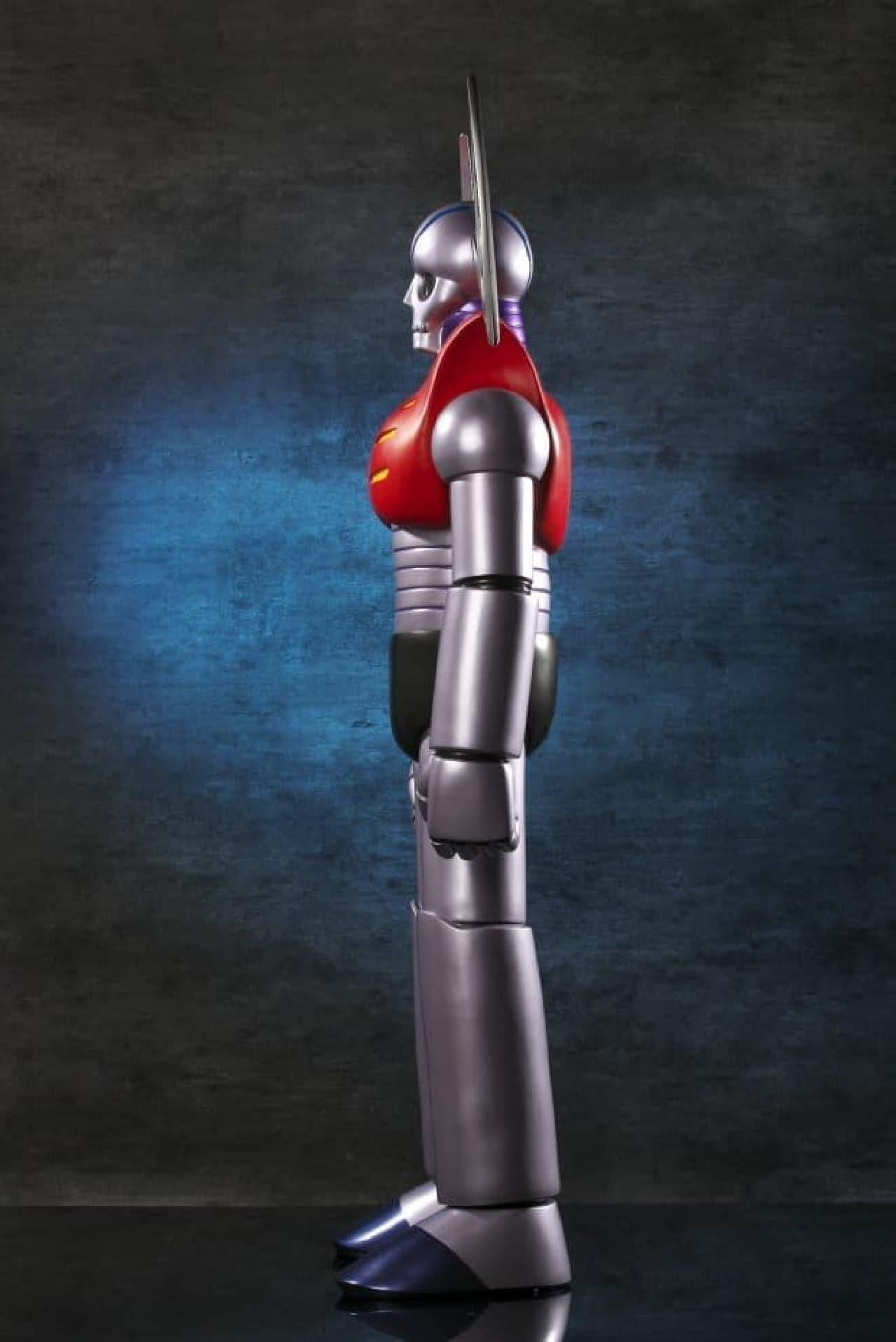 全高1メートルの「機械獣ガラダK7」