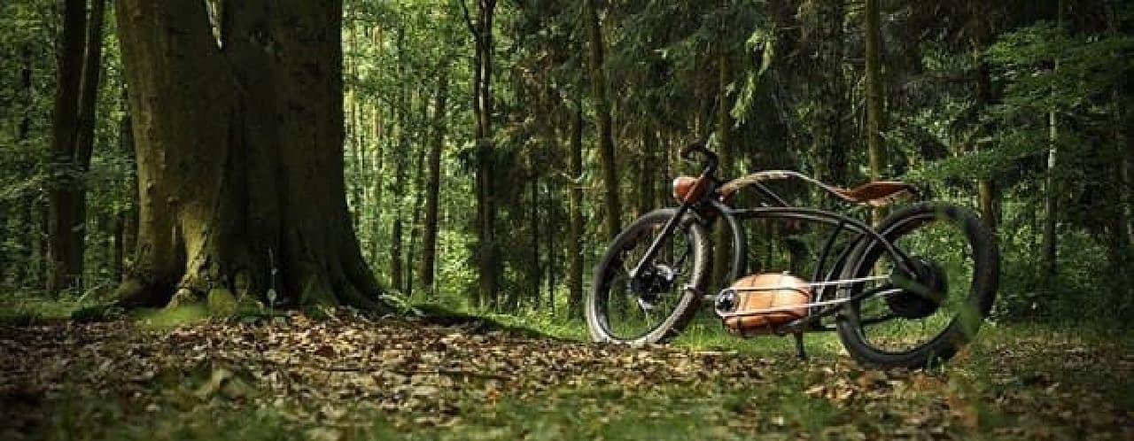 """""""もっと遠くへ行ってみたい""""思いから生まれた電動バイク「AVIONICS」"""