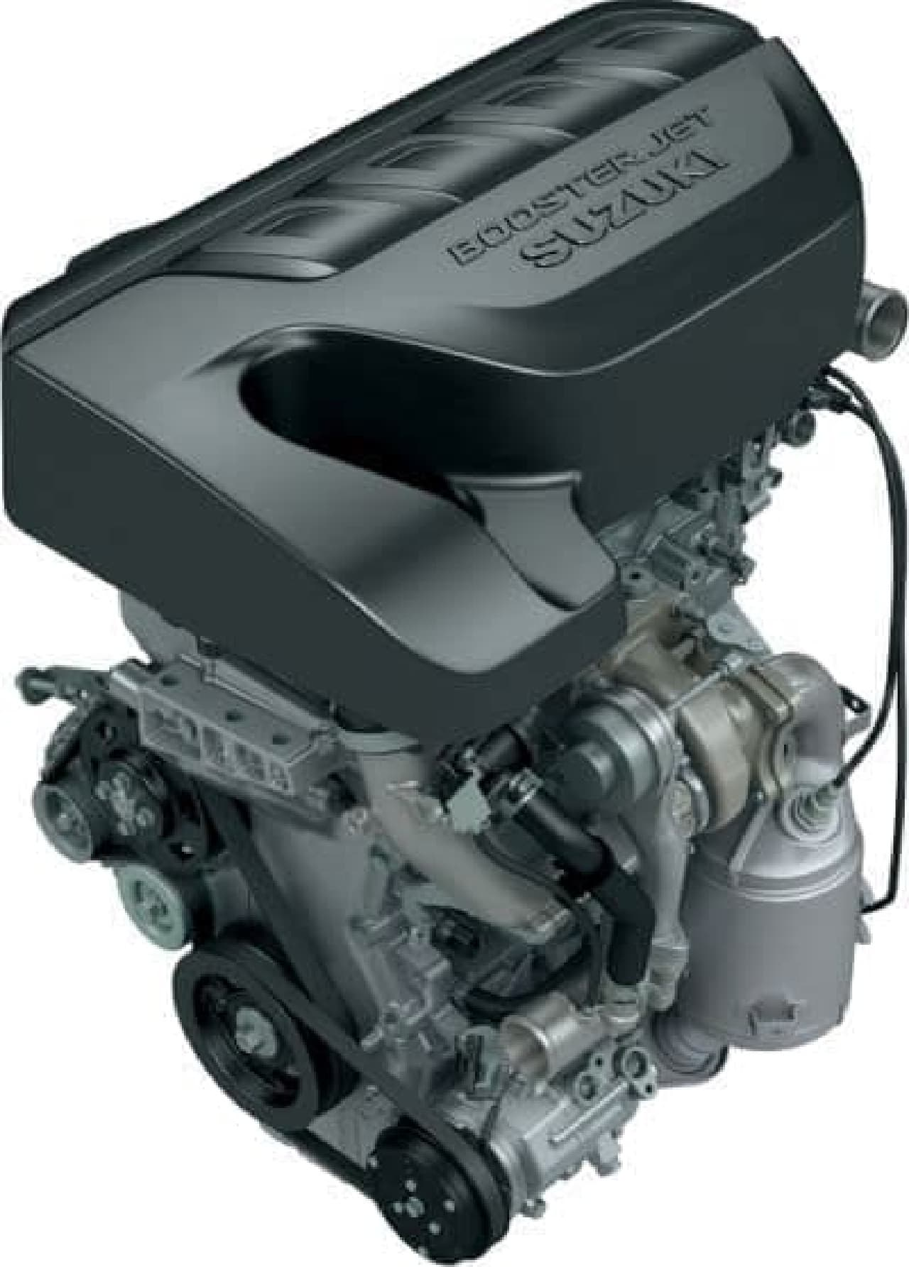 スズキ「エスクード 1.4ターボ」発売…1.4L直噴ターボエンジンを搭載