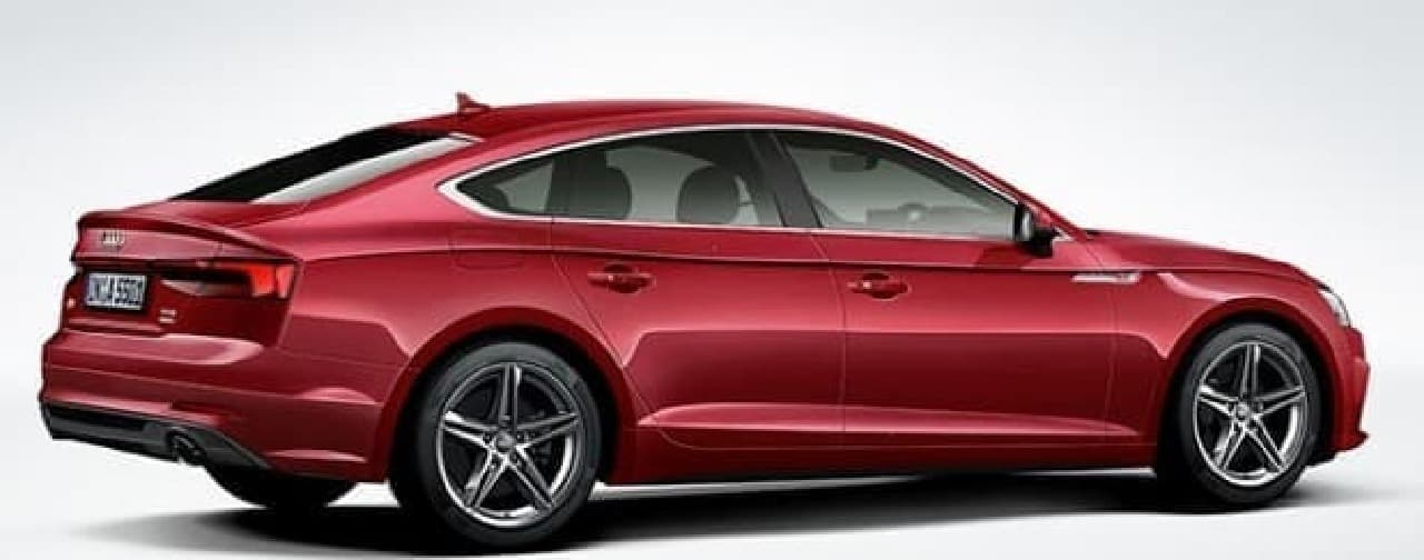 Audi A5 SportbackにFWDモデル登場