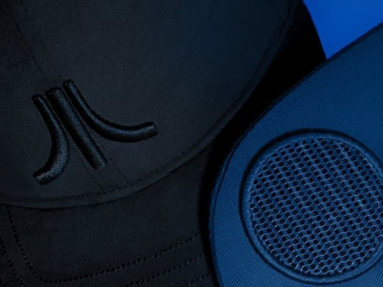 Attariのキャップ型スピーカー「Atari Speakerhat」