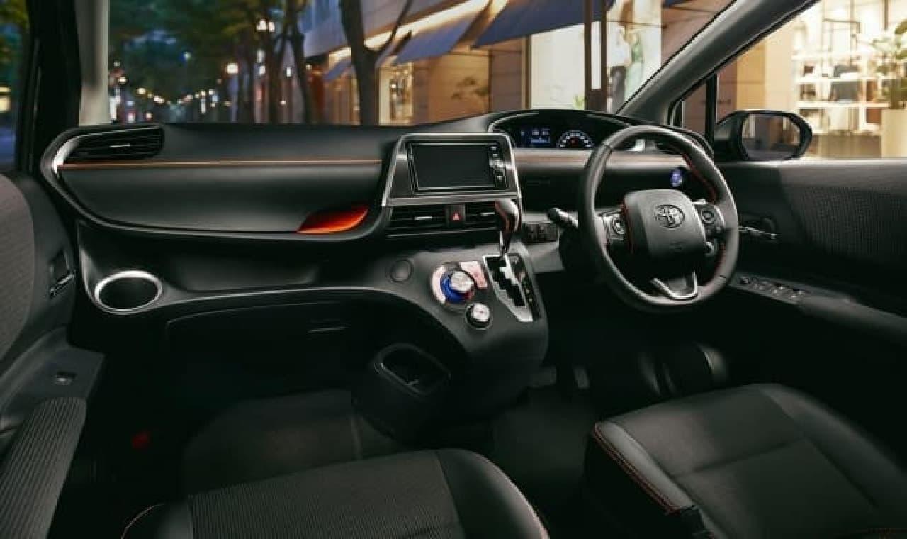 トヨタ「シエンタ」に特別仕様車