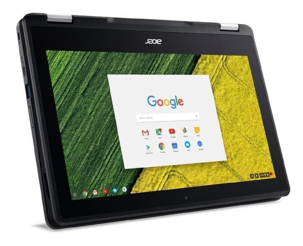 Chromebookのイメージ