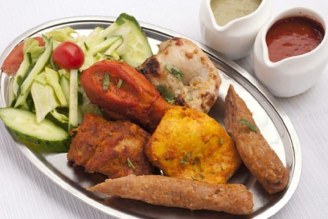 インド料理のイメージ