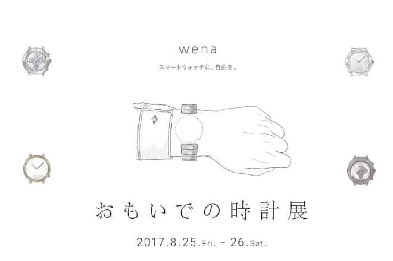 wena wristのイメージ