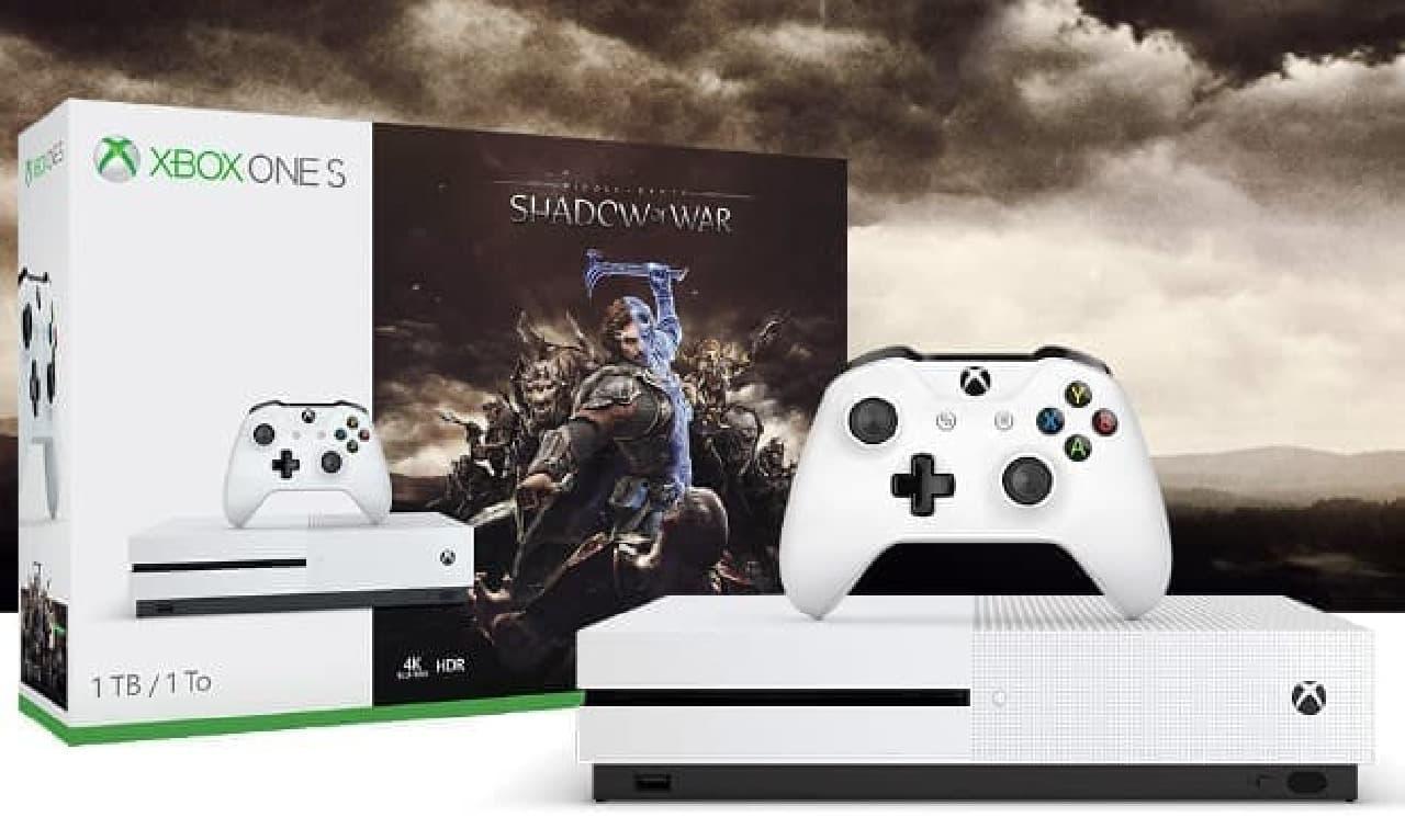 Xbox新型機のバンドル版