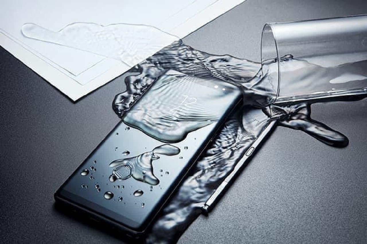 Galaxy Note 8のイメージ