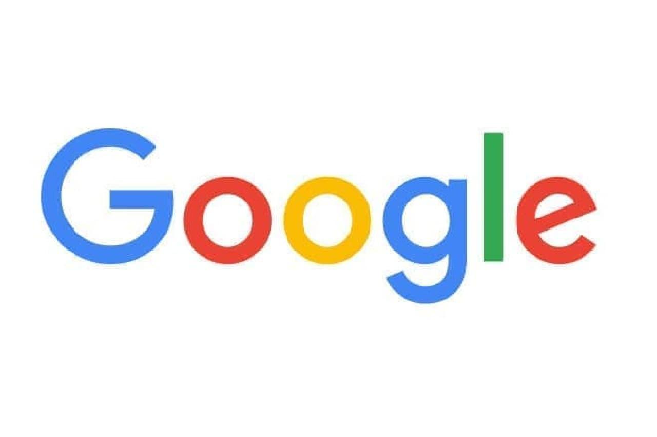 Googleのロゴイメージ
