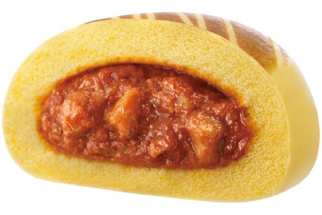 バターチキンカレーマンのイメージ