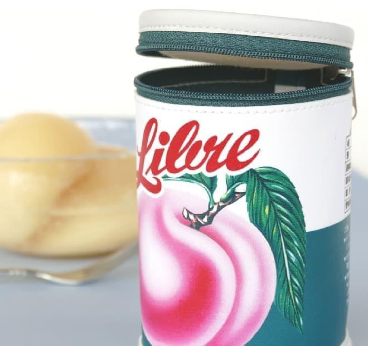 缶詰ポーチ 白桃