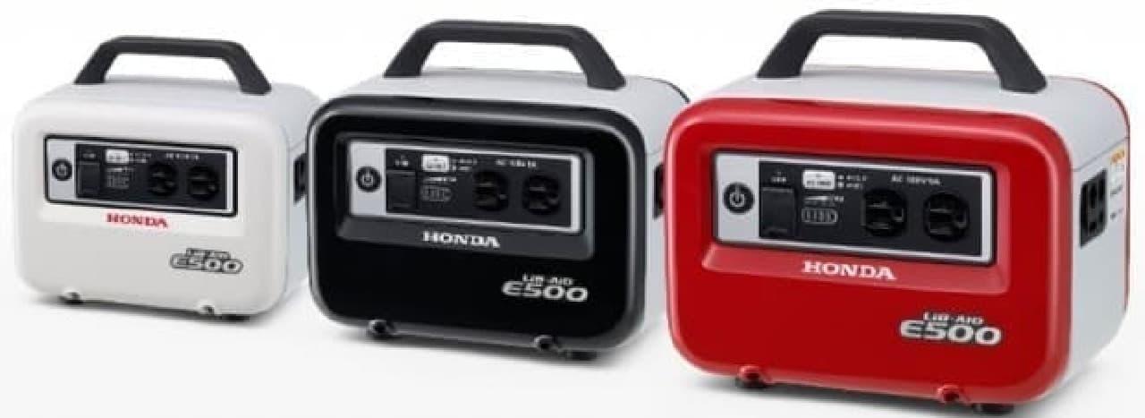ホンダ 蓄電機 LiB-AID(リベイド)E500