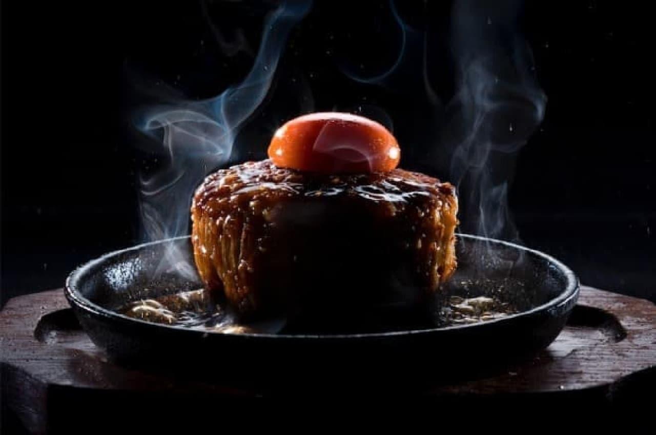 エノキのステーキ