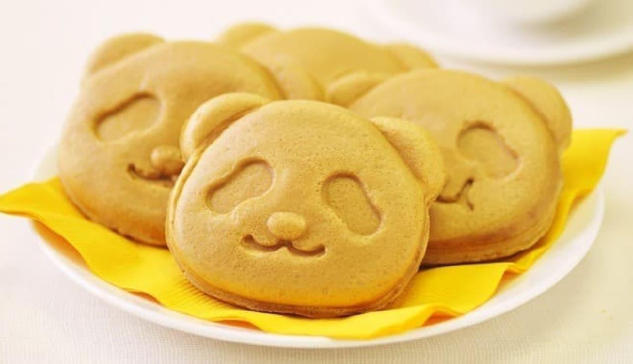 上野限定スイーツ「パンダ焼き」に秋冬限定のマロン