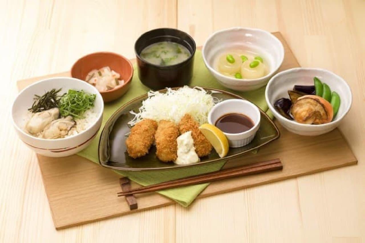 和食膳のイメージ