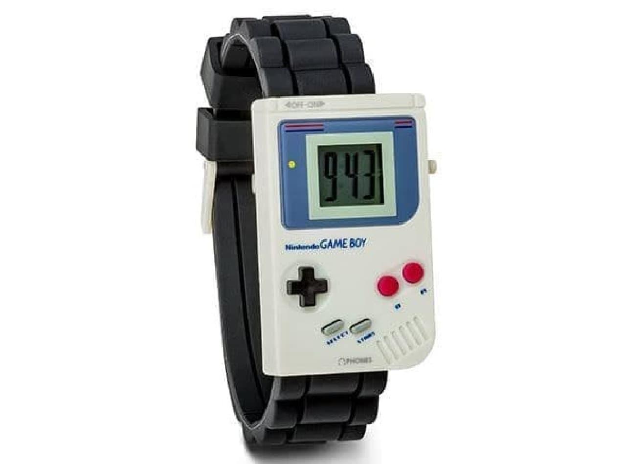 Nintendo Game Boy Classic LCD Watch