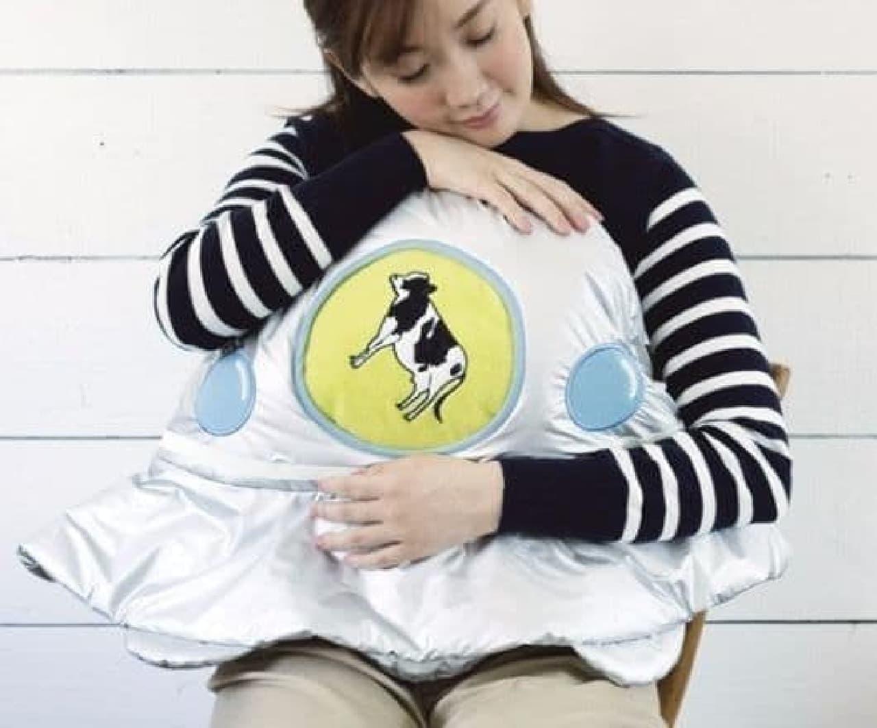 「アブダクションする UFO着る毛布」、フェリシモYOU+MORE!から