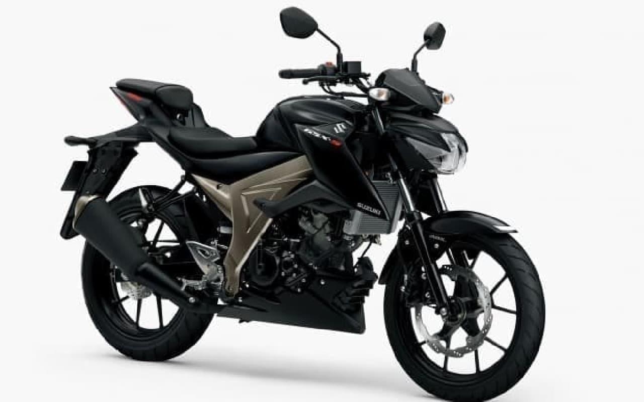 GSX‐Sシリーズ新型モデル「GSX‐S125 ABS」