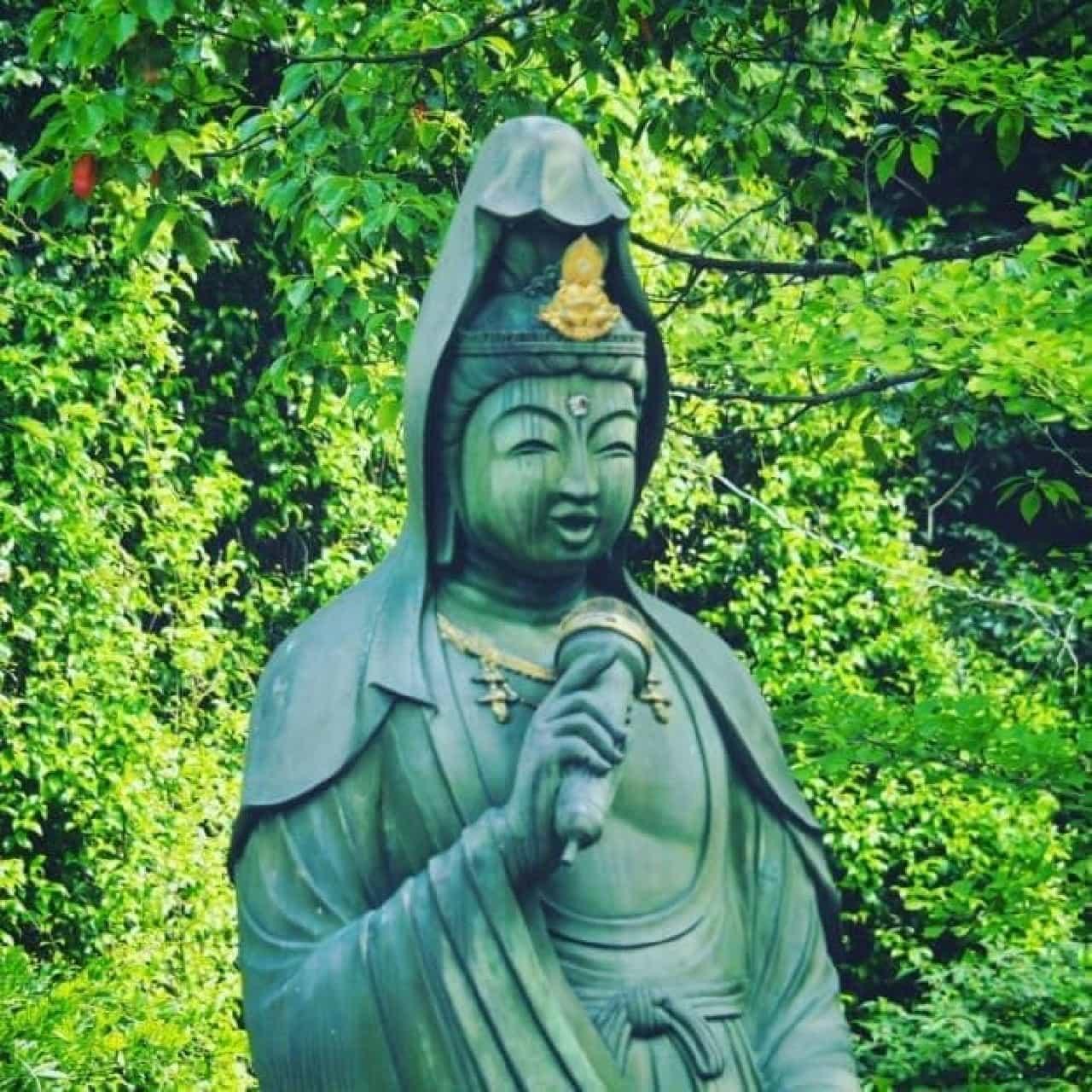 カラオケ観音様のある三重県の「大観音寺」