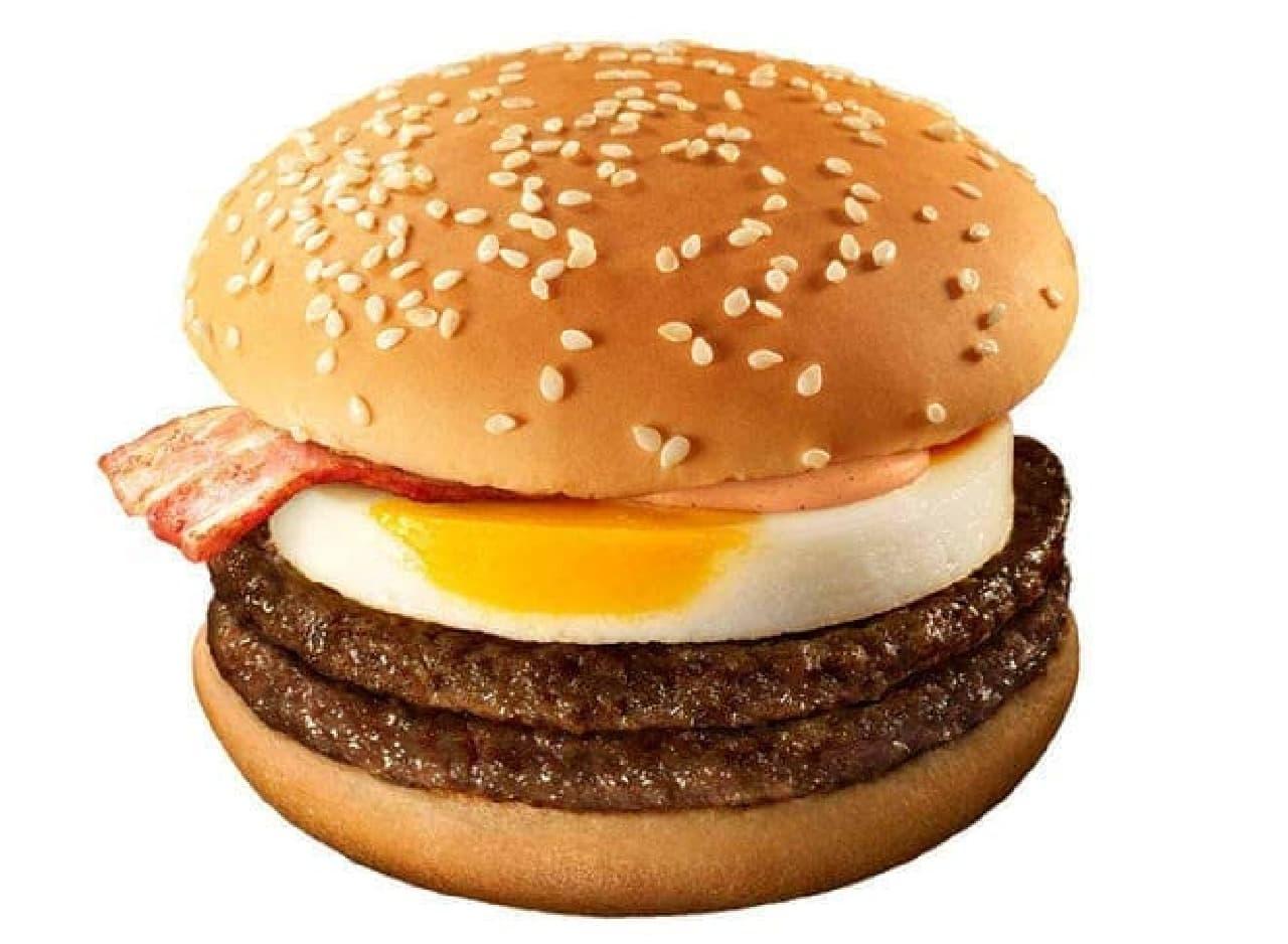 月食バーガーのイメージ
