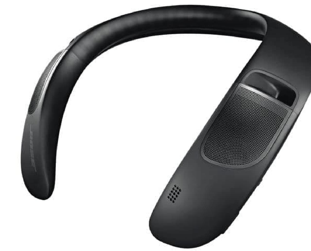 Bose首掛けスピーカー「Bose SoundWear Companion」