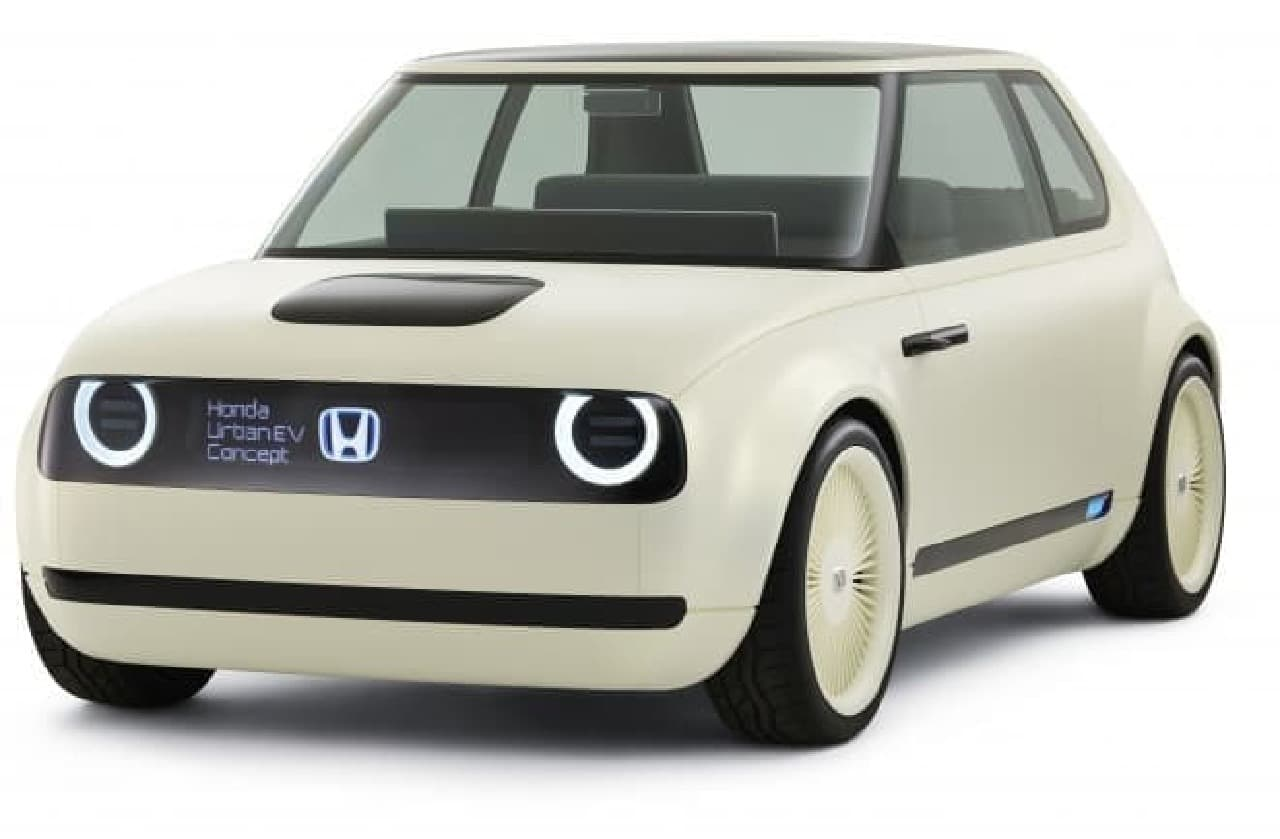 Honda Urban EV Concept(アーバンイーブイコンセプト)