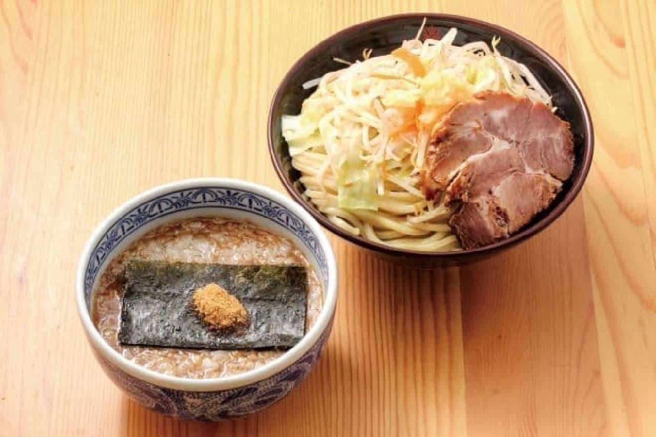 三田製麺所の新メニュー