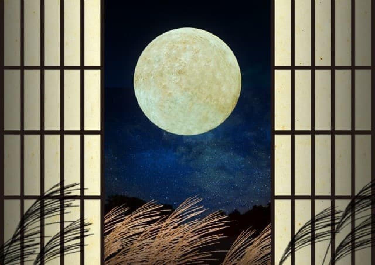 10月4日は中秋の名月―ウェザーニューズの天気予報は?