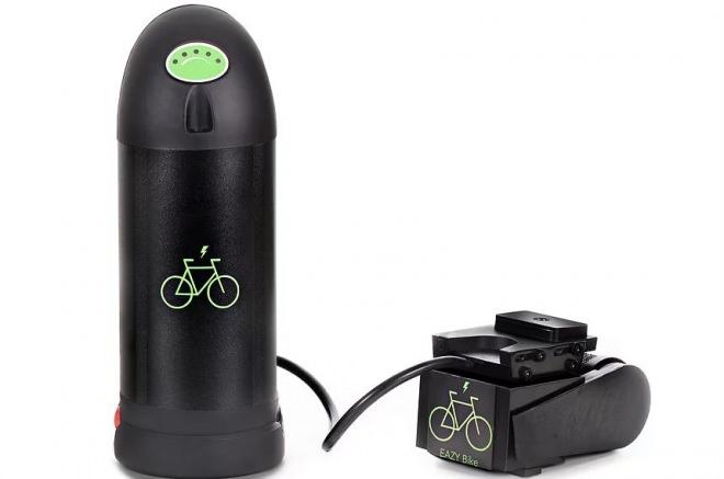 自転車を電動アシスト自転車にするキット「EAZY Bike」