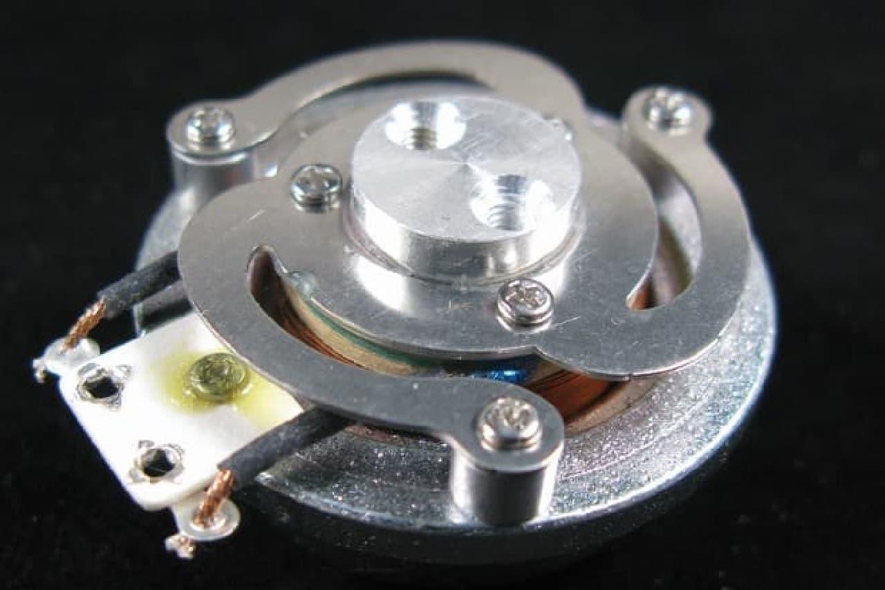 加振器のイメージ