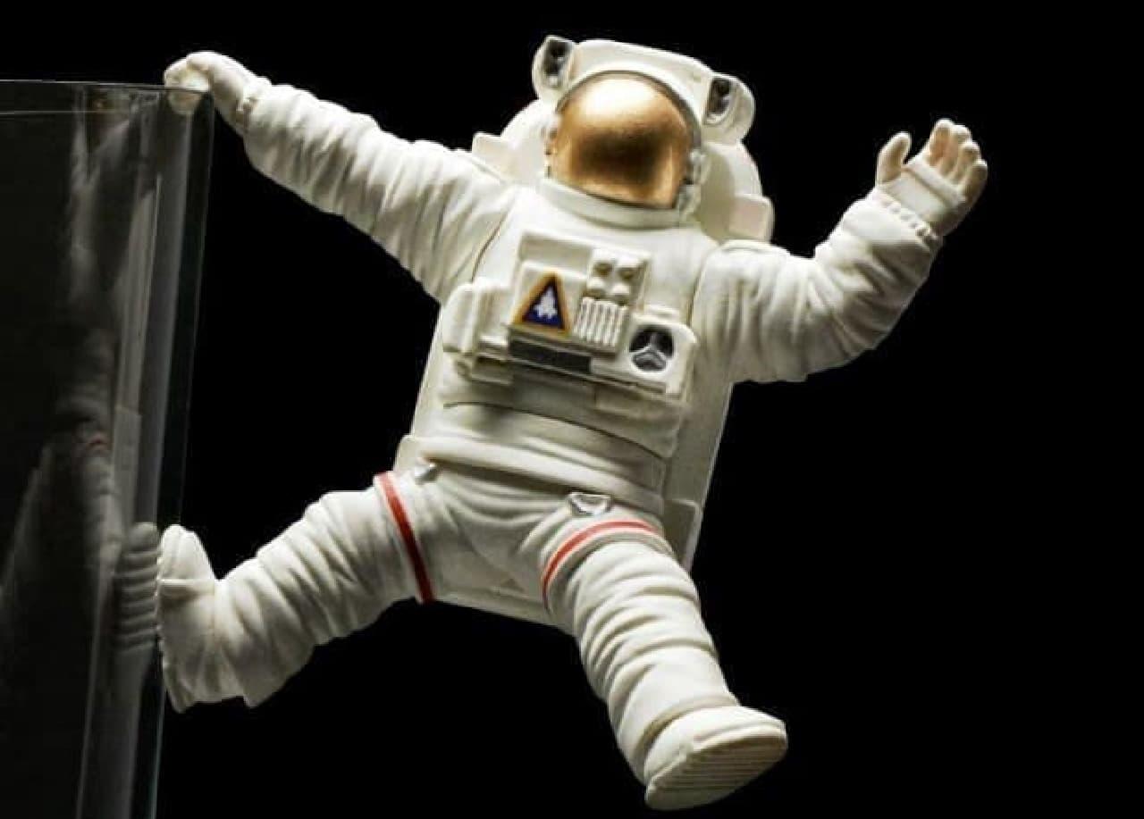 カプセルトイ「PUTITTO 宇宙飛行士」