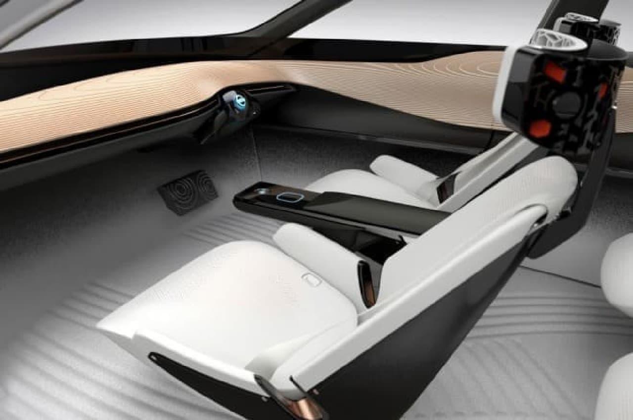 日産クロスオーバーコンセプトカー「NISSAN IMx」
