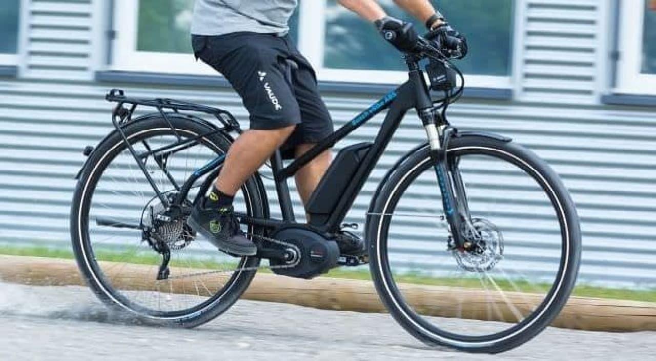 ボッシュによる自転車向けABSシステム