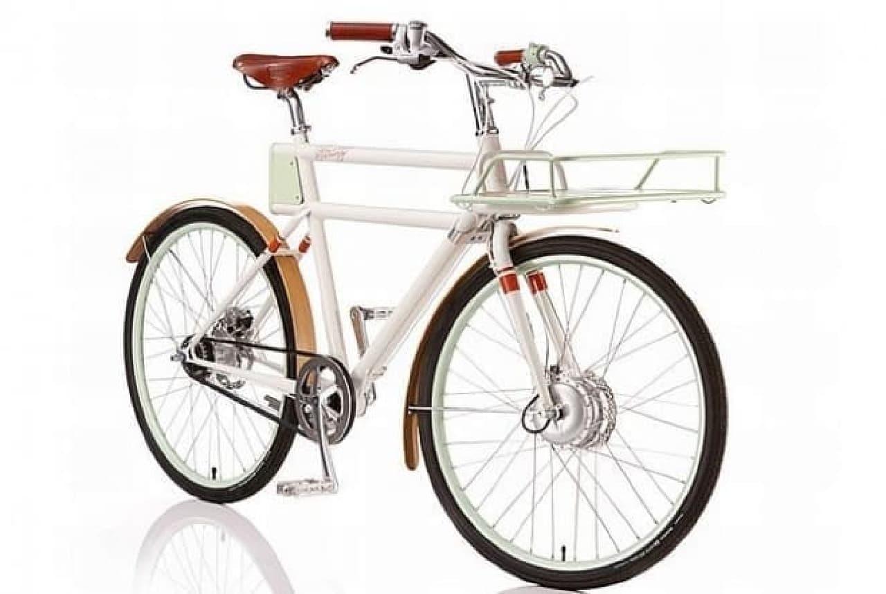 シリコンバレーの中心地Palo Altoで開発された Faraday Bicyclesの「FARADAY PORTEUR」