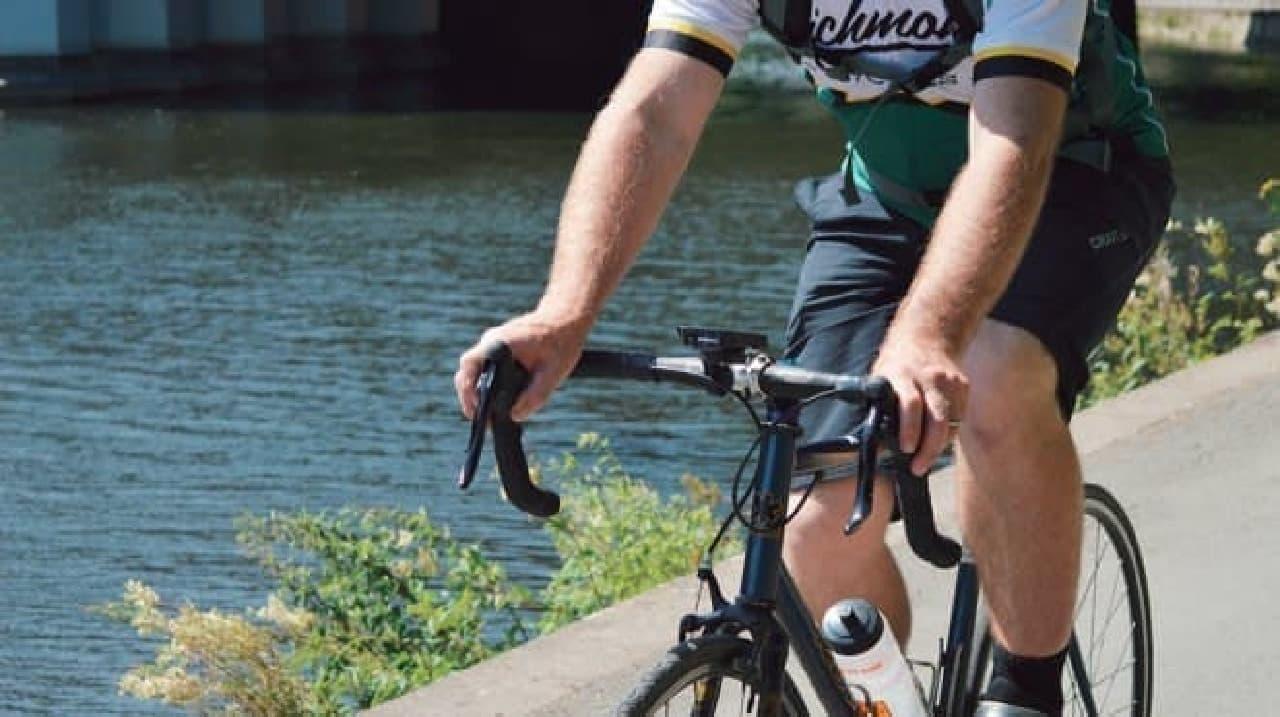 タイプラプス録画ができる自転車用のGPSサイコン「Xplova X5-Evo」