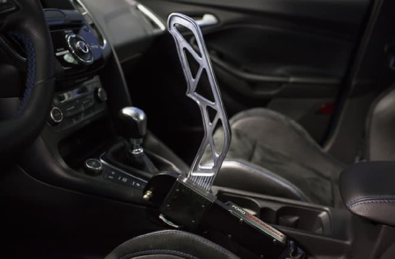 ドリフト走行が身近に―フォードの「Drift Stick」