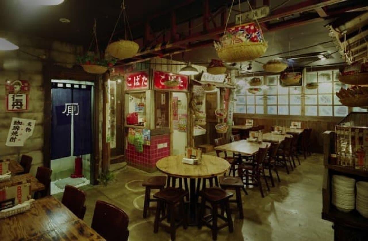 駄菓子食べ放題の『新宿駄菓子バー』池袋店