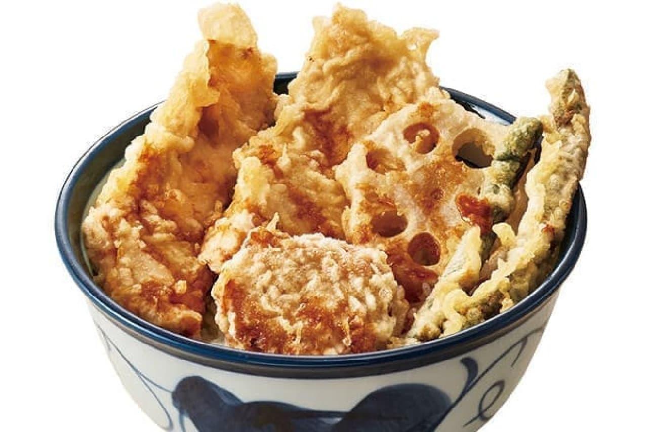 ふもと赤鶏天丼のイメージ