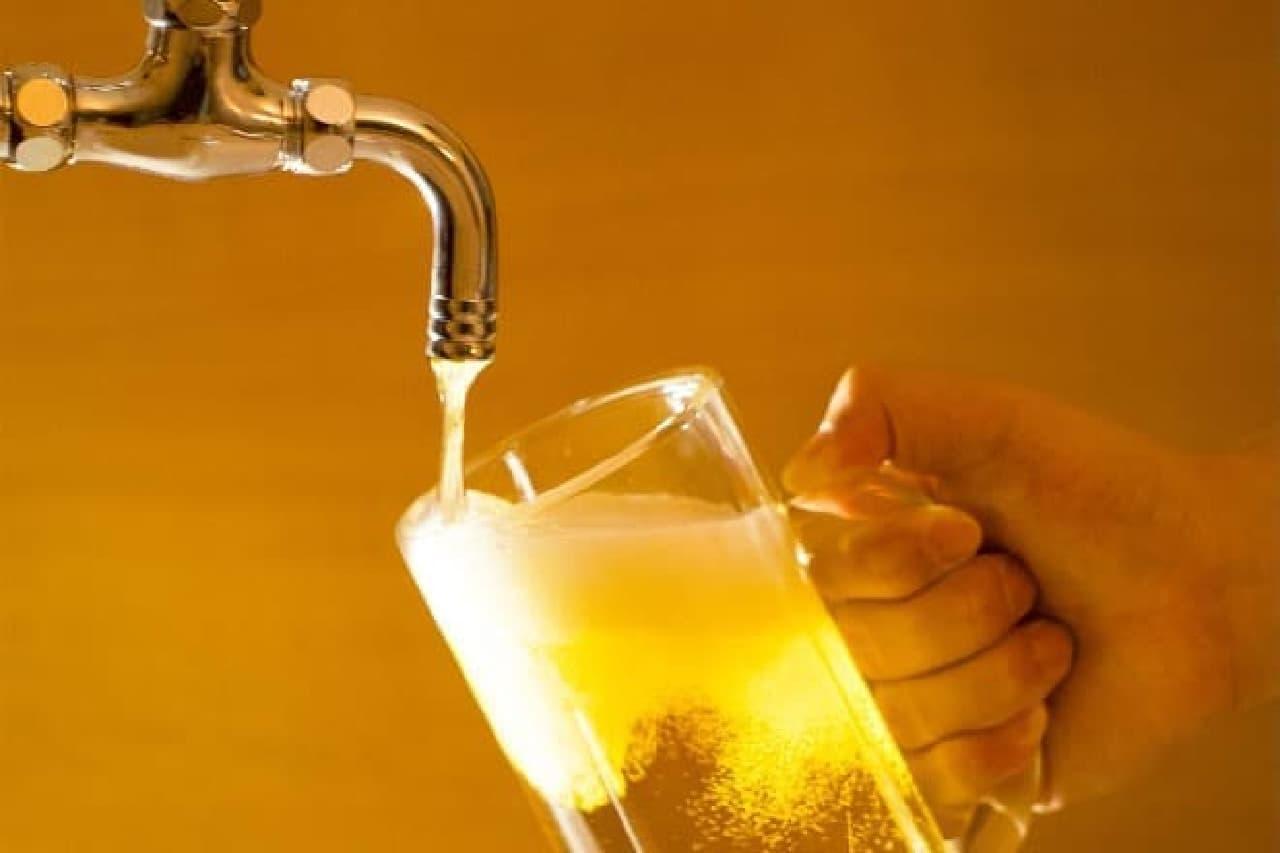 蛇口ビールのイメージ