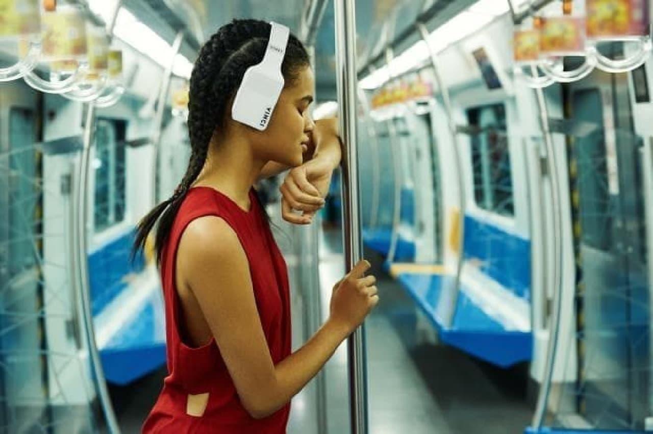 SIMフリーヘッドフォン「Vinci」