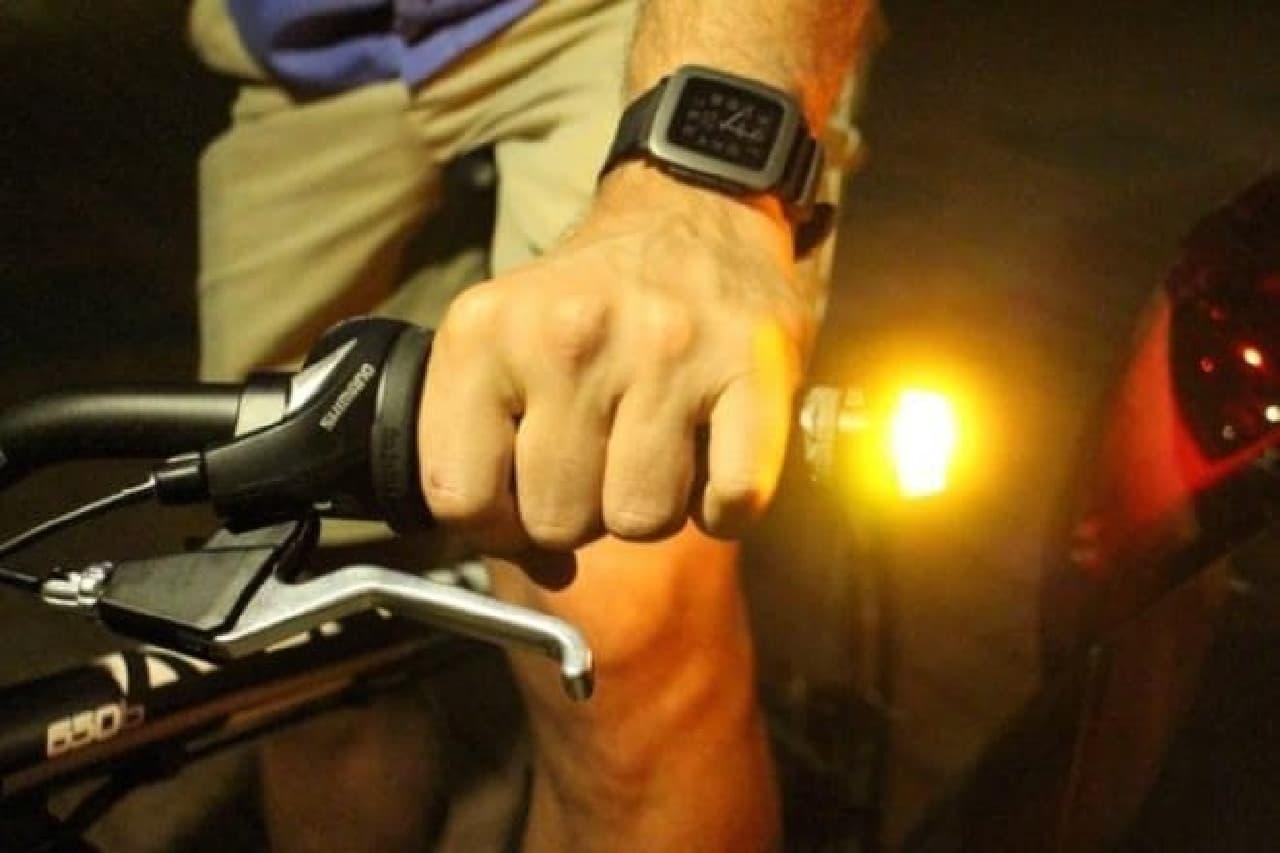 自転車用ウィンカーWingLights
