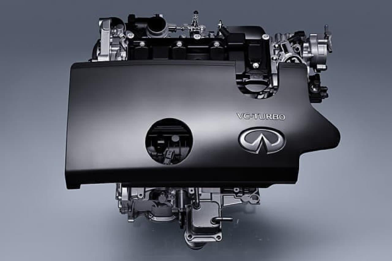 日産、新型インフィニティ「QX50」