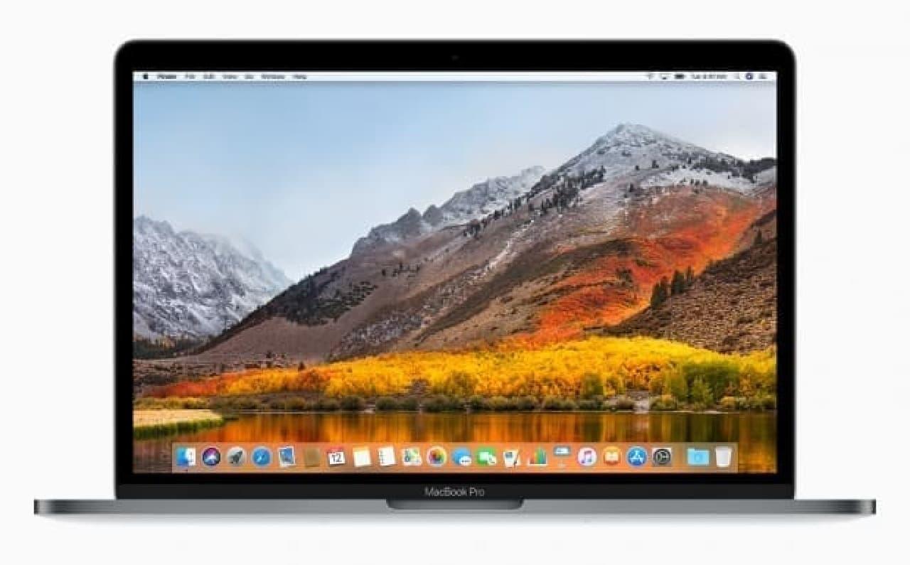 MacBookのイメージ画像