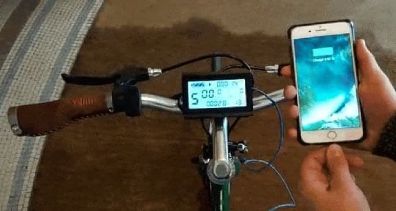 シンプルで低価格な電動アシスト自転車 Velair「BikinTime」