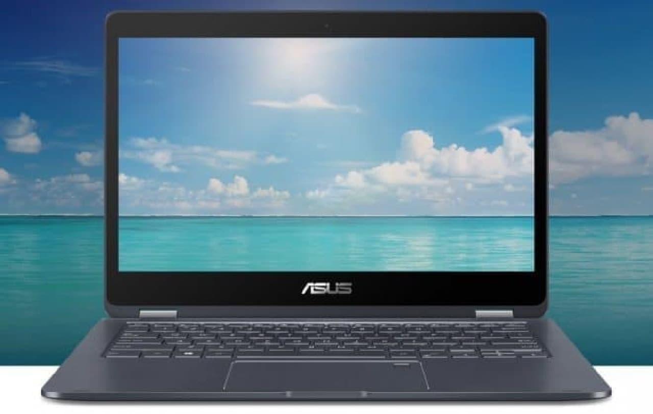 スナドラ搭載Windows 10 PC、ASUS「NovaGo」