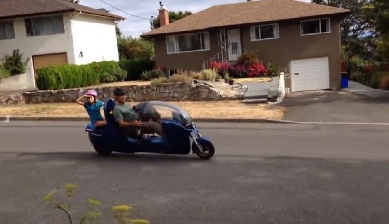 電動バイクと電動アシスト自転車の境界なくす「Electrom LEV」
